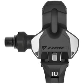 Time Xpro 10 Carbon Pedales de carretera, black/black